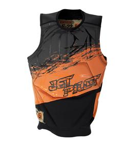 Jet Pilot F-22 Comp Wakeboard Vest Orange