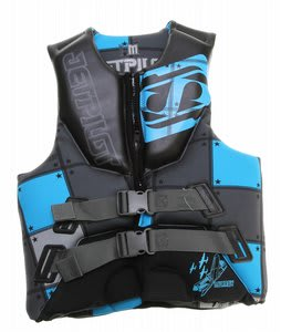 Jet Pilot Murray Neo Wakeboard Vest Blue