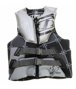 Jet Pilot Murray Neo Wakeboard Vest Silver