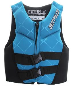 Jet Pilot Neo Wakeboard Vest Blue Youth