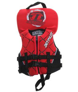 Jet Pilot Neo Wakeboard Vest Red Infant