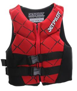 Jet Pilot Neo Wakeboard Vest Red Youth
