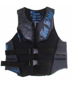 Jet Pilot OG Neo Wakeboard Vest Black
