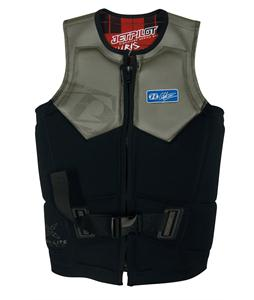 Jet Pilot Chris O'Shea Comp Wakeboard Vest Black