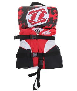 Jet Pilot Pistol Wakeboard Vest Red Infant