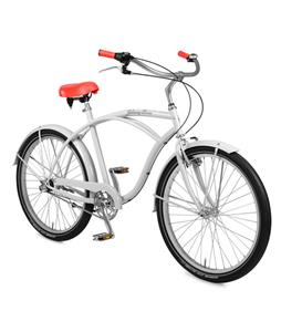 Johnny Loco Dakota 3sp Bike Light Grey 21