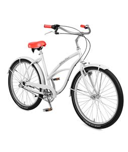 Johnny Loco Dakota 3sp Bike Light Grey 19