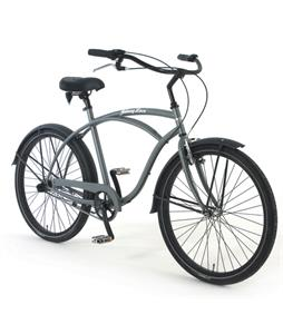 Johnny Loco El Commandante 3sp Bike Graphite Grey 22