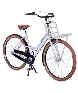Johnny Loco Husky 3sp Bike White 21