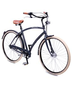 Johnny Loco Londoner Deluxe 7sp Bike Dark Grey 22