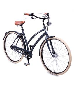 Johnny Loco Londoner Deluxe 7sp Bike Dark Grey 19