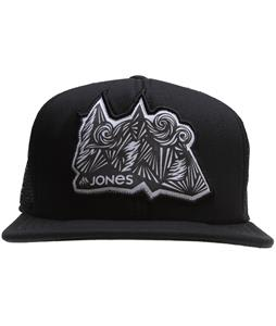 Jones Basic Trucker Cap Black