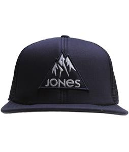 Jones Basic Trucker Cap Navy