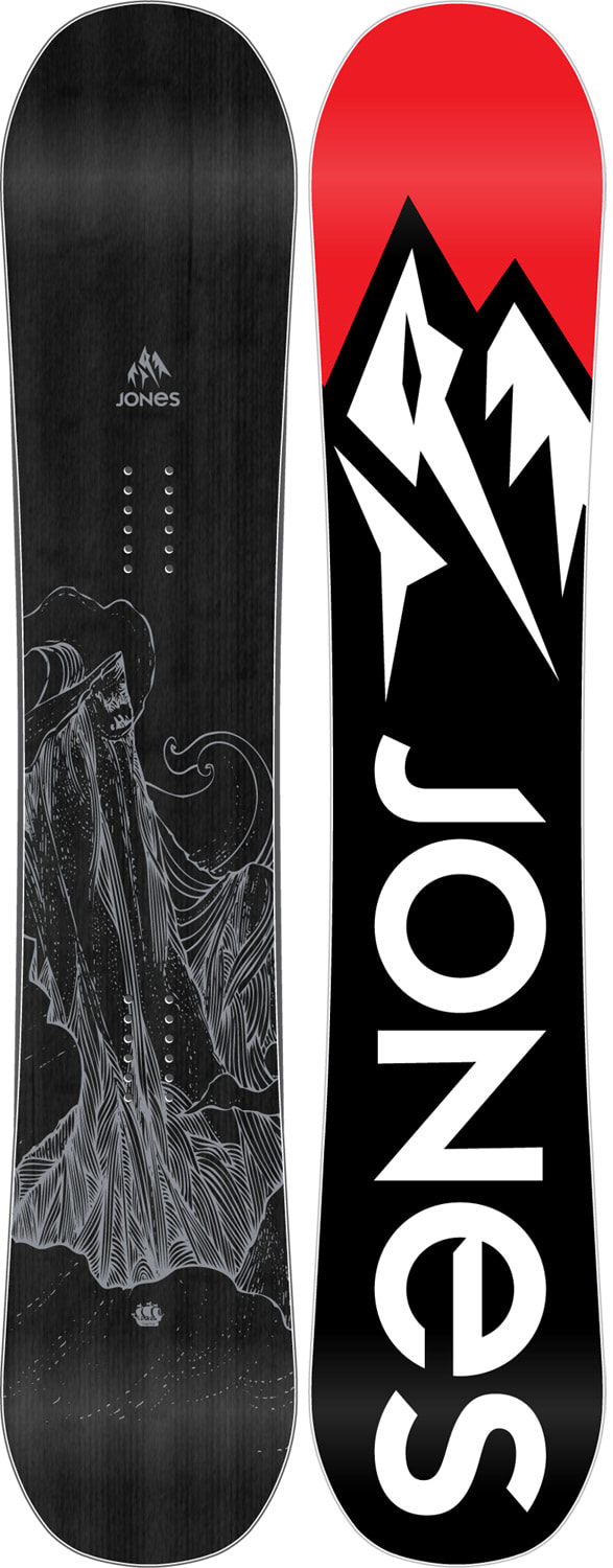 Shop for Jones Flagship Wide Snowboard 163 - Men's