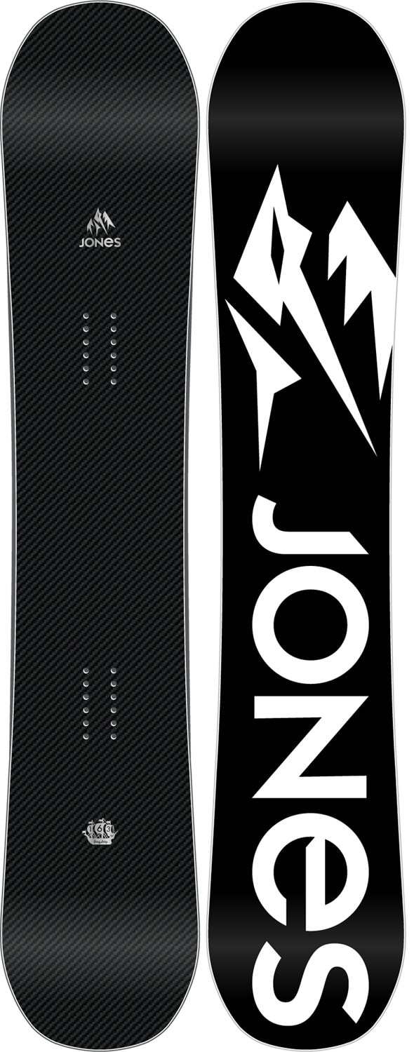 Shop for Jones Flagship Carbon Snowboard 164 - Men's