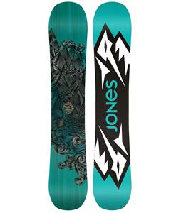 Jones Mountain Twin Wide Snowboard 158
