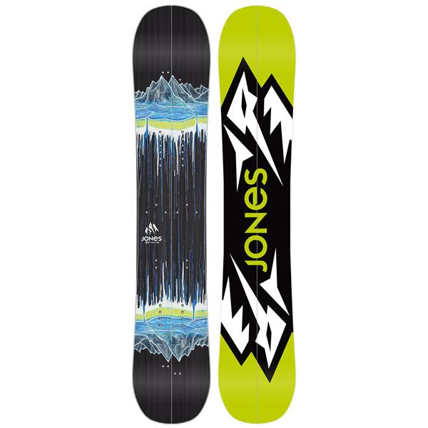 Jones Mountain Twin Split Splitboard