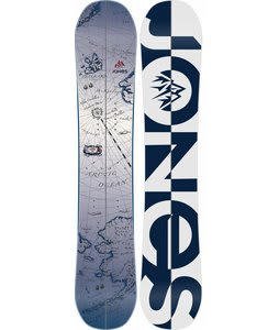 Jones Solution Splitboard Snowboard 158