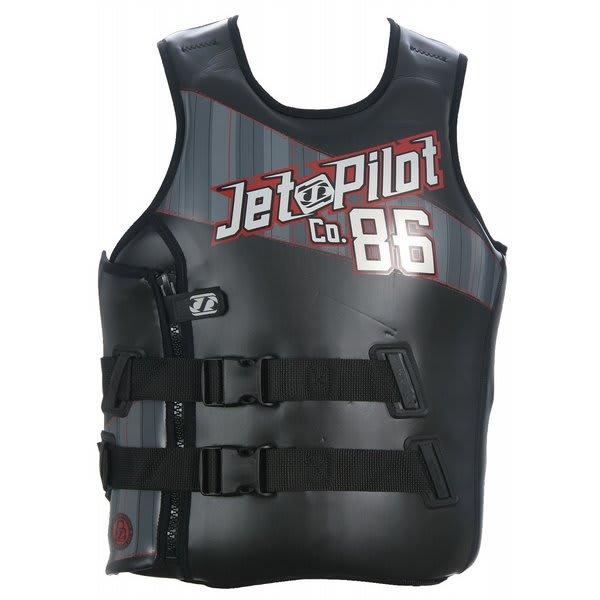 Jet Pilot The Baller S E Uscg Wakeboard Vest Black Sale