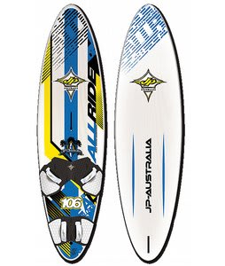 JP Australia All Ride Windsurf Board Full Wood Sandwich 106L