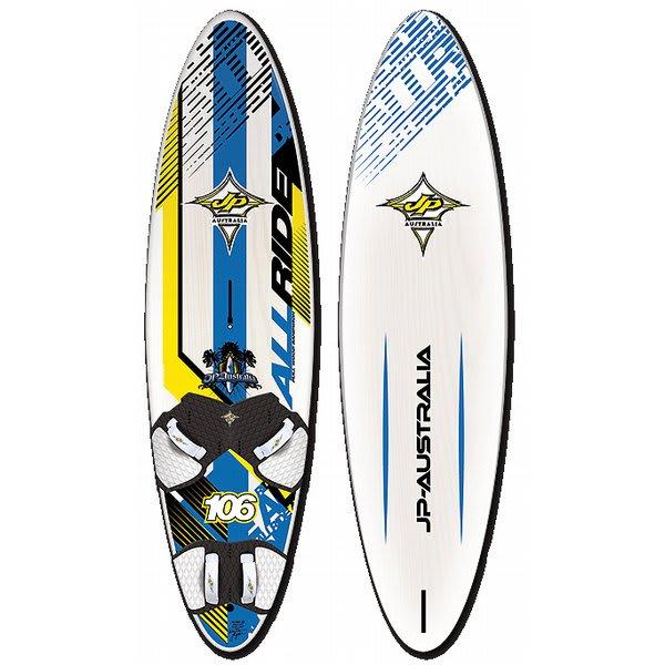 JP Australia All Ride Windsurf Board Full Wood Sandwich 106L