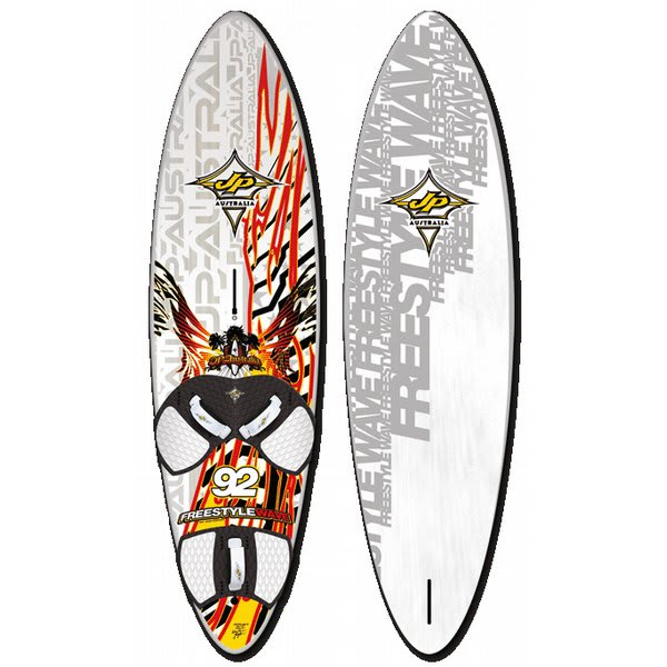 JP Australia Freestyle Windsurf Board Full Wood Sandwich 98L
