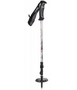 K2 3 Piece Adjustable Ski Pole