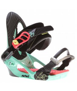 K2 Agogo Snowboard Bindings Mint