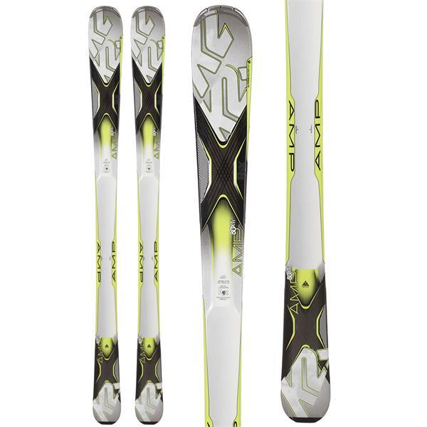 K2 Amp 80Xti Skis