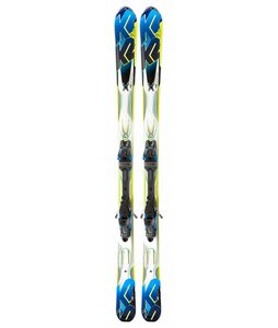 K2 A.M.P. Aftershock Skis w/ Marker MX 14.0 Bindings