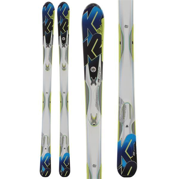 K2 A.M.P. Aftershock Skis