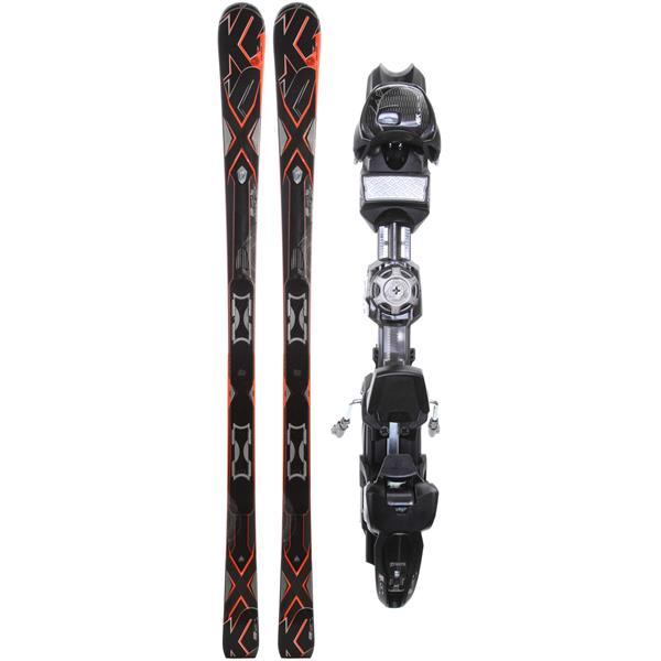 K2 A.M.P. Bolt Skis w/ Marker MX 12.0 Demo Bindings