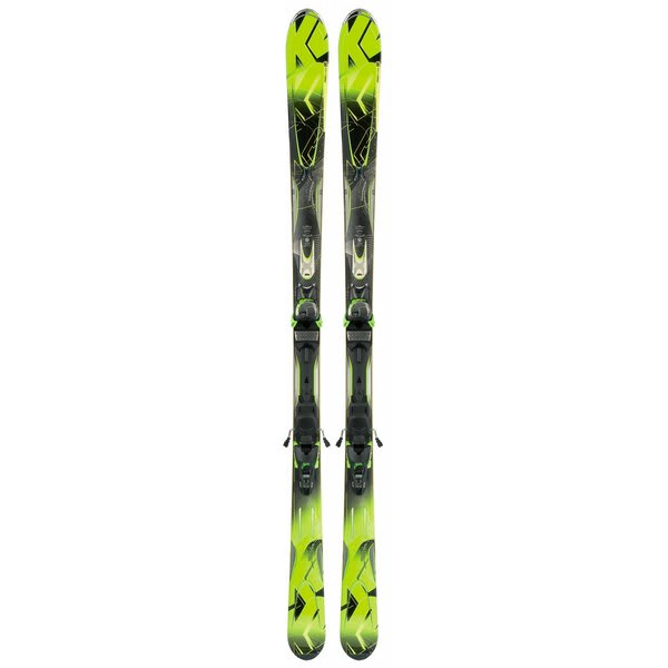 K2 A.M.P. Charger Skis w/ Marker Mx 14.0 Bindings