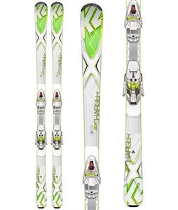 K2 Amp Charger Skis w/ Marker MXcell 12 TCx Bindings