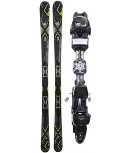 K2 A.M.P. Charger Skis w/ MX 12.0 Demo Bindings