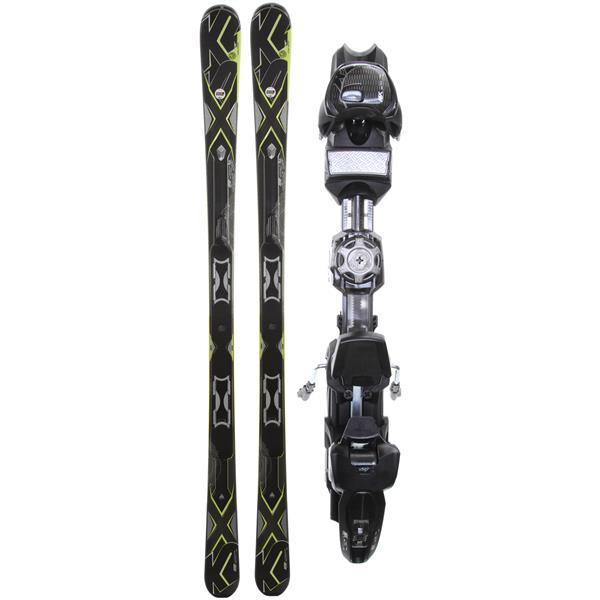K2 A.M.P. Charger Skis w/ MX 12.0 Demo Bindings