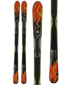 K2 A.M.P. Impact Skis