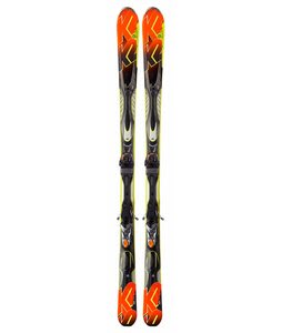 K2 A.M.P. Impact Skis w/ Marker MX 11.0 TC Bindings