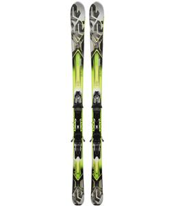 K2 AMP Live Wire Skis w/ Marker M2 10 Bindings