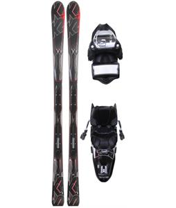 K2 A.M.P. Phantom Skis w/ Marker M3 11.0 Bindings