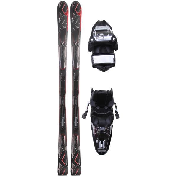 K2 A.M.P. Phantom Skis w/ Marker M3 11.0 Bindings