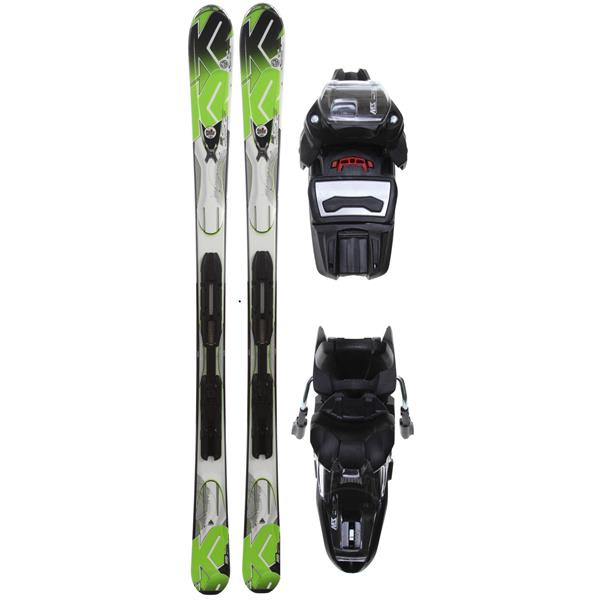 K2 A.M.P. Photon Skis w/ Marker M3 10.0 Demo Bindings