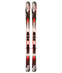 K2 AMP Rictor 82XTi Skis w/ Marker MXC 12 Bindings