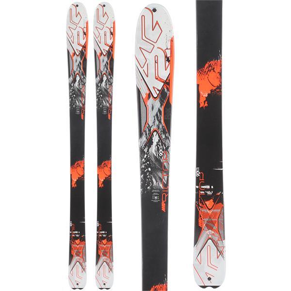 K2 AMP Rictor 90XTi Skis