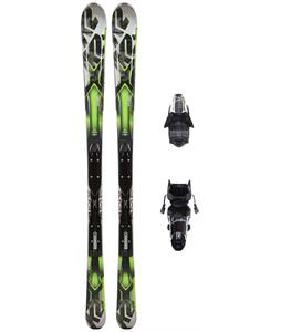 K2 AMP Sabre Skis w/ Marker M3 10 Bindings