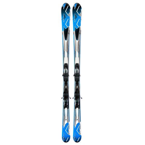 K2 A.M.P. Stinger Skis w/ Marker M2 10.0 Bindings