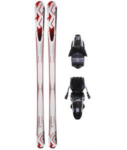 K2 AMP Stryker Skis w/ Marker M2 10.0 Bindings