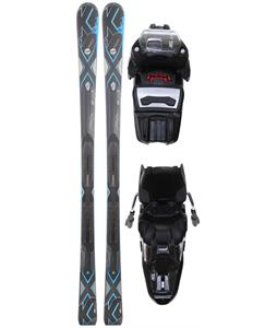 K2 A.M.P. Velocity Skis w/ Marker M3 11.0 Bindings