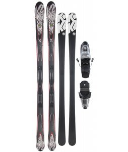 K2 A.M.P. Force Skis w/ Marker M2 10.0 Q Bindings