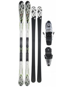 K2 A.M.P. Photon Skis w/ Marker M2 10.0 Q Bindings
